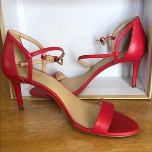 MICHAEL Michael Kors Red Heel